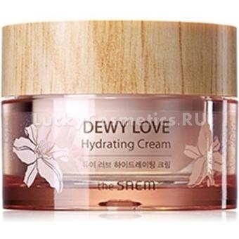 Увлажняющий цветочный крем The Saem Dewy Love Hydrating Cream