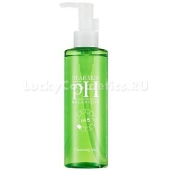 Очищающий гель для лица Missha Near Skin pH Balancing Cleansing Gel