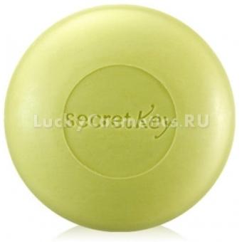 Мыло с экстрактом чайного дерева Secret Key Pure Green AC Control Cleansing Bar