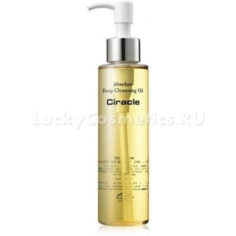 Гидрофильное масло с камелией Ciracle Absolute Deep Cleansing Oil