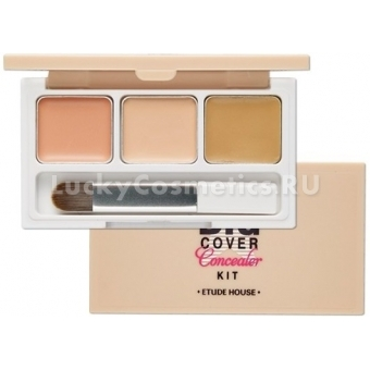Палетка консилеров Etude House Big Cover Concealer Kit