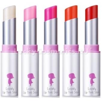 Увлажняющий тинт Yadah Lovely Lip Tint Stick
