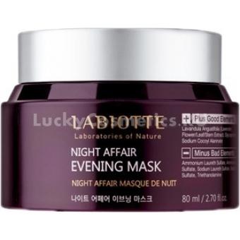 Ночная маска с лавандовым экстрактом Labiotte Night Affair Evening Mask