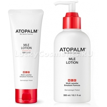Лосьон с многослойной эмульсией Atopalm Skin Barrier Function Mle Lotion