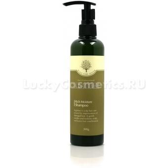 Увлажняющий шампунь для ломких и окрашенных волос Welcos Legitime Rich Moisture Shampoo