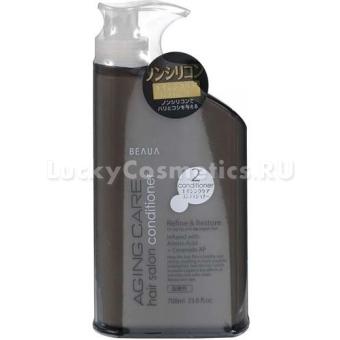 Антивозрастной кондиционер для волос Kumano Cosmetics Beaua Aging Care Hair Salon Conditioner