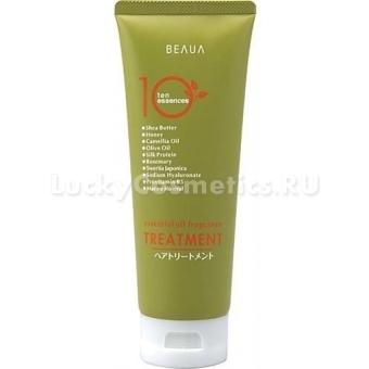 Питательная маска для волос Kumano Cosmetics Beau Ten Essences Treatment
