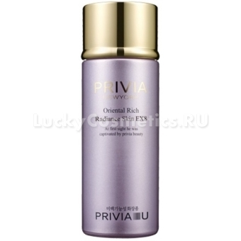 Восстанавливающий тонер для лица Privia Oriental Rich Radiance Skin EX8