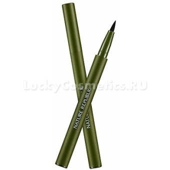 Подводка для глаз Nature Republic by Flower Hard Eyeliner