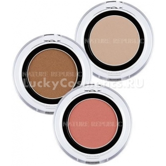 Тени для век Nature Republic by Flower Eye Shadow