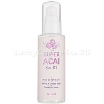 Масло для волос с ягодами асаи A'PIEU Super Acai Hair Oil