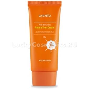 Крем для лица солнцезащитный Eyenlip Pure Perfection Natural Sun Cream