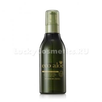 Защитная эссенция для волос с экстрактом алоэ вера Rosee Eco Aloe Coating Essence
