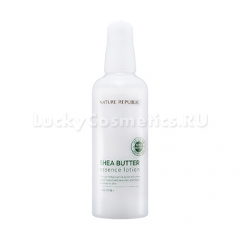 Лосьон-эссенция с маслом ши Nature Republic Shea Butter Essence Lotion