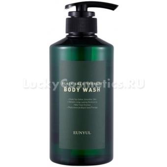 Гель для душа с маслом чёрного тмина Eunyul Black Seed Therapy Body Wash