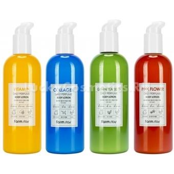 Парфюмированный лосьон для тела FarmStay Daily Perfume Body Lotion