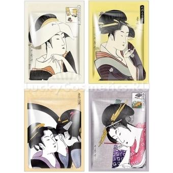 Тканевая маска для лица Mitomo Facial Essence Mask