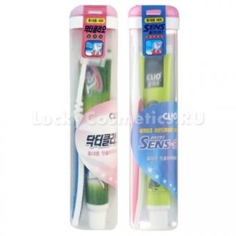 Дорожный набор Clio New Portable Expert Toothpaste
