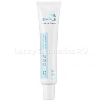 Слабокислотный успокаивающий крем Scinic The Simple Calming Cream