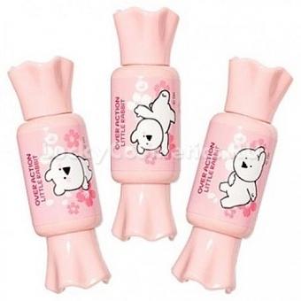 Тинт-мусс для губ The Saem Rabbit Lip Saemmul Mousse Candy Tint