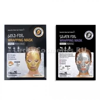 Маска для лица MBeauty Foil Wrapping Mask