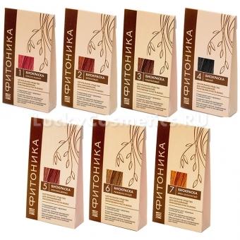 Биокраска БиоБьюти Фитоника биокраска для волос