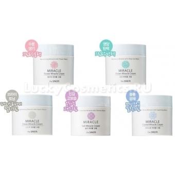 Кристальный крем для лица The Saem Crystal Miracle Cream