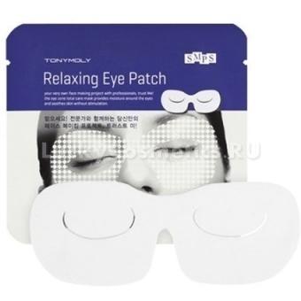 Патчи для глаз с лифтинг-эффектом Tony Moly Trust Me Relaxing Eye Patch