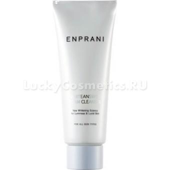 Пенка очищающая осветляющего действия Enprani Whitecell Foam Cleanser