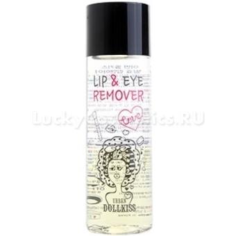 Средство для демакияжа Baviphat Urban Dollkiss The Pure Fermented Lip & Eye Remover