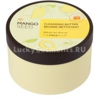 Масло для умывания The Face Shop Mango Seed Silk Moisturizing Cleansing Butter
