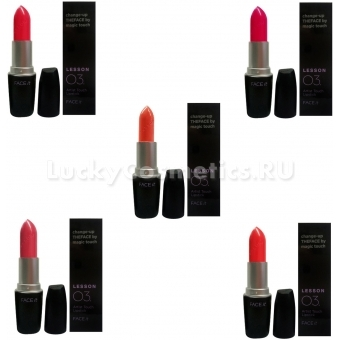 Глянцевая губная помада The Face Shop Face It Artist Touch Lipstick Glossy