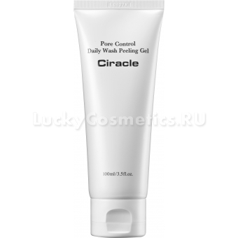 Энзимный гель-пилинг Ciracle Pore Control Daily Wash Peeling Gel