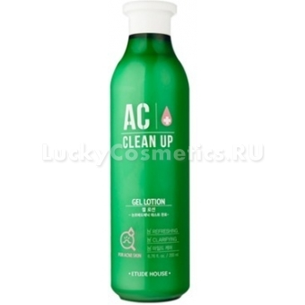 Гель для лица Etude House AC Clean Up Gel Lotion