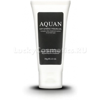 Пилинг-гель для лица Anskin Aquan Soft & Perfect Peeling Gel