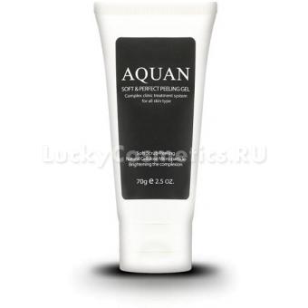 Пилинг-гель для лица Anskin Aquan Soft & Perfect Peeling Gel