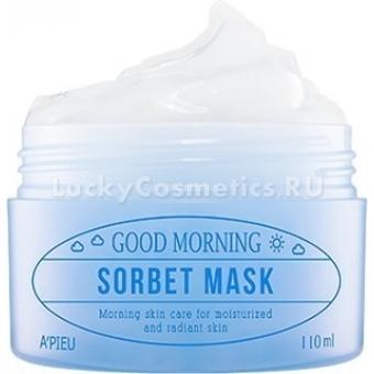 Утренняя маска для лица A'Pieu Good Morning Sorbet Mask