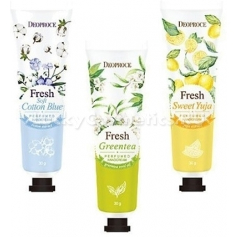 Крем-парфюм для рук Deoproce Perfumed Hand Cream
