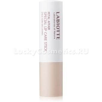 Бальзам для глубокого ухода за губами Labiotte Petal Affair Special Lip Care Stick