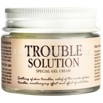 Гель-крем Graymelin Trouble Solution Special Gel Cream