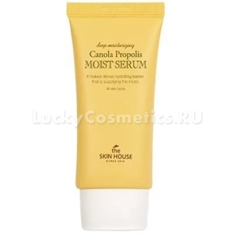 Сыворотка с экстрактом прополиса The Skin House Canola Propolis Moist Serum