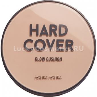 Кушон + рефил для лица Holika Holika Hard Cover Glow Cushion Set