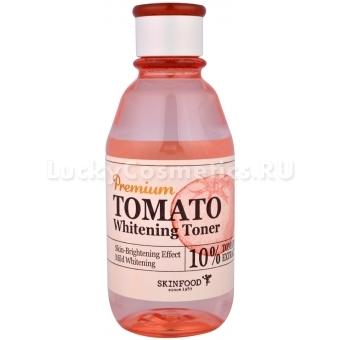 Осветляющий тонер с экстрактом томата Skinfood Premium Tomato Toner