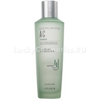 Тонер для проблемной кожи It's Skin Clinical Solution AC Toner