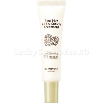 Крем для ухода за кутикулой Skinfood Pine Nut AHA Cuticle Treatment