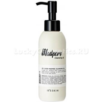Гидрофильное масло для очищения пор It's Skin MadPore Cleansing Oil