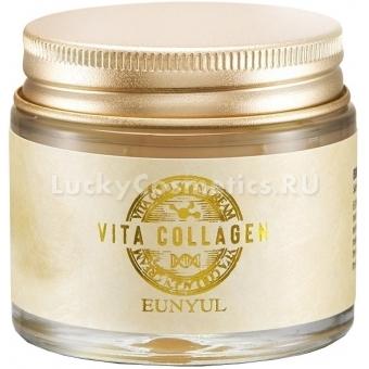 Обогащенный витаминами коллагеновый крем Eunyul Vita Collagen Cream