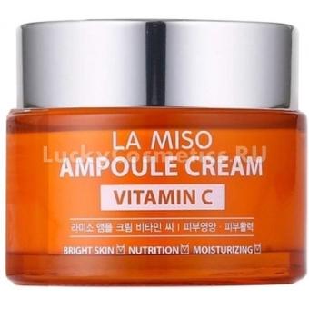 Высококонцентрированный крем с витамином С La Miso Ampoule Cream Vitamin C