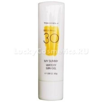 Водостойкий солнцезащитный гель Tony Moly SPF30 My Sunny Watery Sun Gel