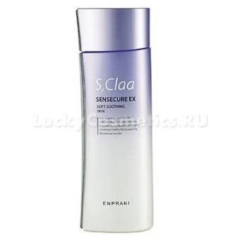 Тоник смягчающий успокаивающий Enprani S'Claa Sencecure Ex Soft Soothing Skin